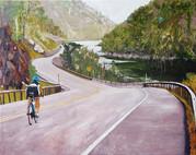 Cascade Lakes Ironman bike