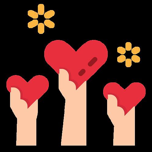 Voluholics - Donación libre