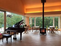 浅間高原ホテルでは、音楽イベントが
