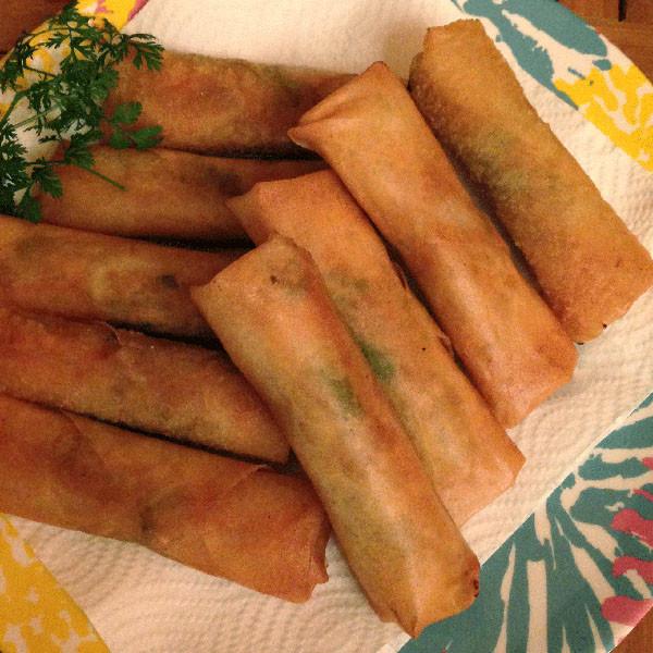タイ料理以外で一番人気のメニューです!!