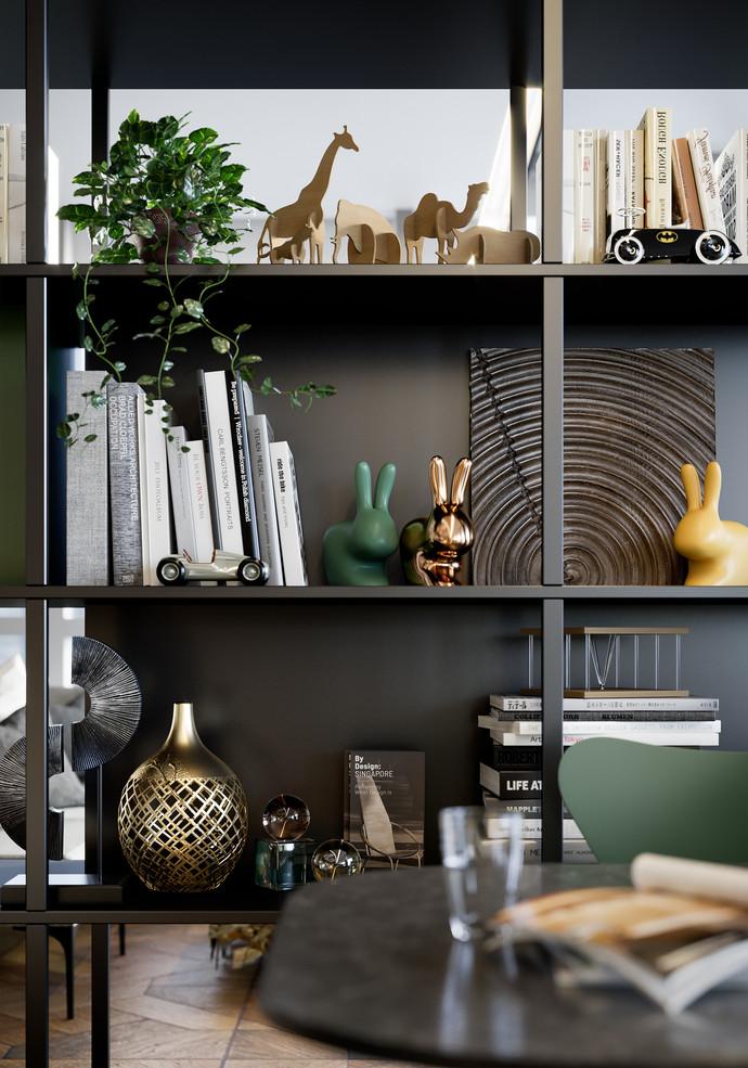 Shelves series II