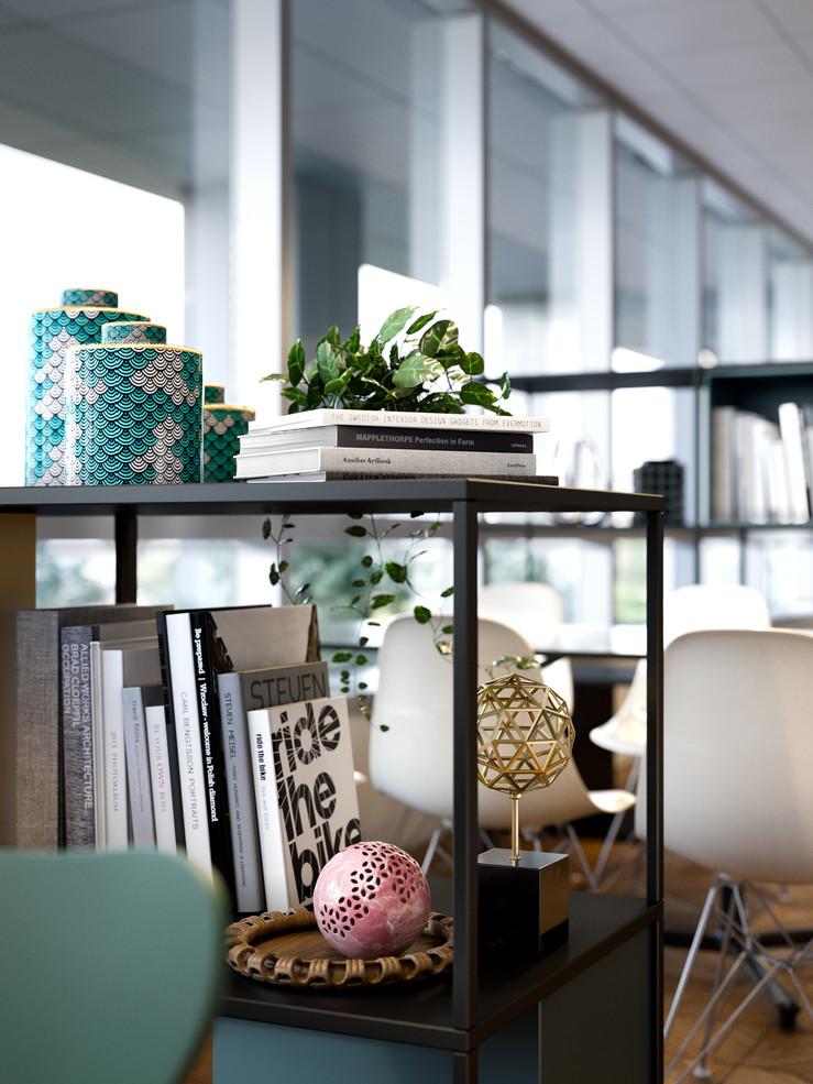 Shelves Series I