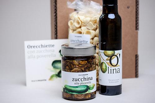 Geschenkbox La Zucchina