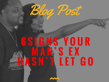 6 Signs Your Man's Ex Hasn't Let Go