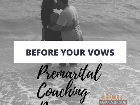Before Your Vows - 5 Tips for Young Couples
