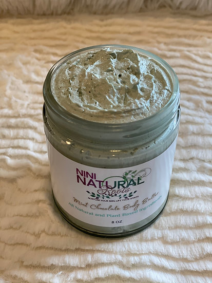 Mint Chocolate Body Butter