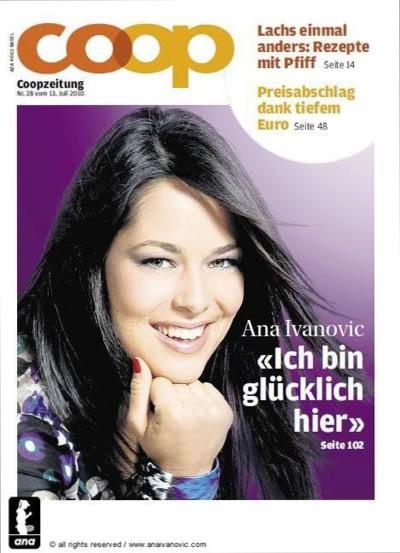 Redaktion Coopzeitung