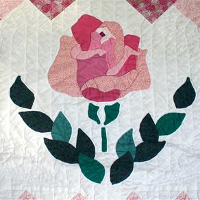 A Walk In the Rose Garden