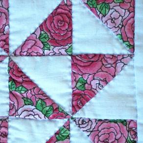 Rose Pinwheels