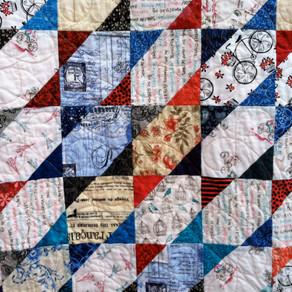 """""""April In Paris"""" Quilts"""