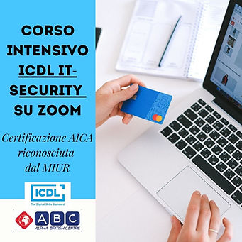 CORSO ICDL IT-SECURITY