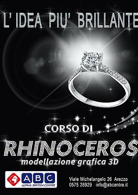 Corso Base e Avanzato Rhinoceros ad Arezzo
