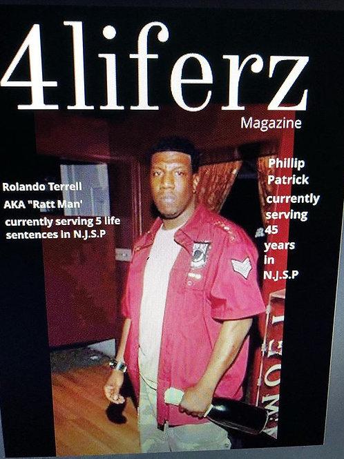 4liferz Magazine[Hard Copy]