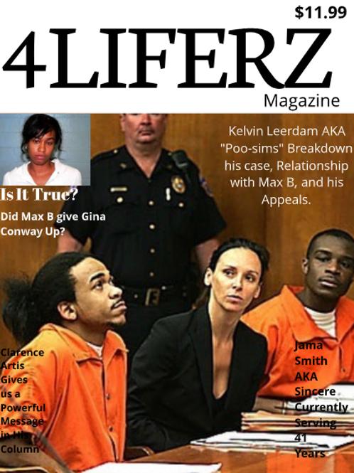 4liferz Magazine(Physical)