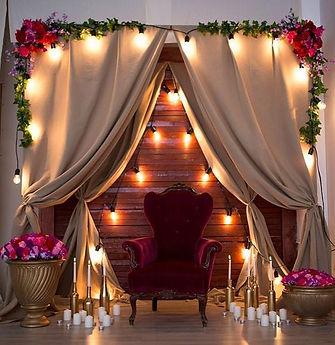 Фотозона на свадьбу и мероприятие