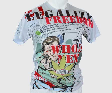 Agenda T-Shirt