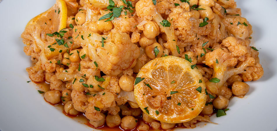 Vegan Marinated Cauliflower with Chickpeas and Saffronnated_cauliflower.jpg