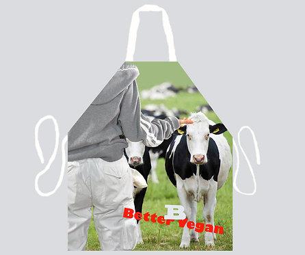 Better Vegan Cows Apron