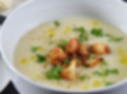 Vegan Cauliflower Soup ​ ​