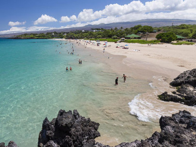 My Top 5 Favorite Swimming Beaches on the Big Island