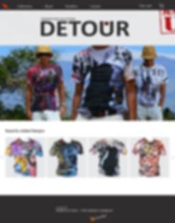 Detour website