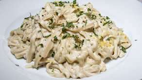 New Recipe: Better Vegan Fettuccine Alfredo