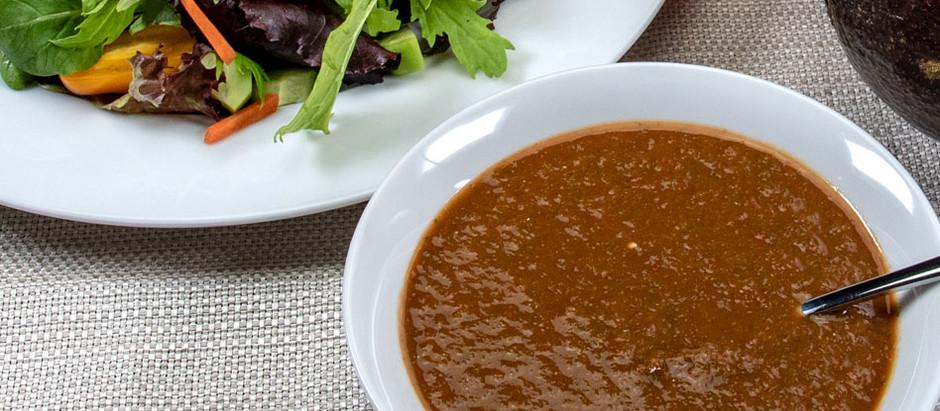 New Recipes: Vegan Oil-Free Salad Dressings