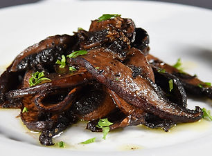 Better Vegan Marinated Portobello Mushrooms 