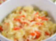 Better Vegan Raw Russian-Style Sauerkraut