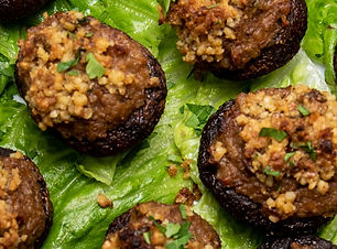 Best Vegan Stuffed Mushrooms