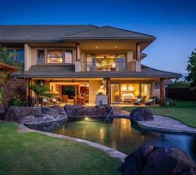 Sold! Ke Kailani Stunning Golf Front Villa with Ocean Views in Mauna Lani Resort