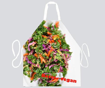 Better Vegan Kale Salad Apron