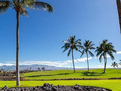 Sold! Upscale Golf Villas Condo in Mauna Lani Resort