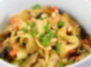 Vegan Gluten-Free Grain-Free Zucchini Linguine