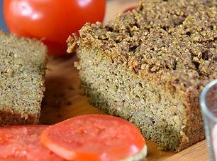 Better Vegan Grain-Free Gluten-Free Bread