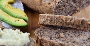 New Recipe: Vegan Grain-Free Gluten-Free Walnut Bread