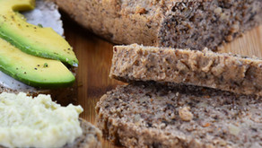 New Recipe: Vegan Grain-Free Gluten-Free Walnut Bread