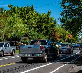Big Island and Automobiles, Part I: Driving in Hawaii