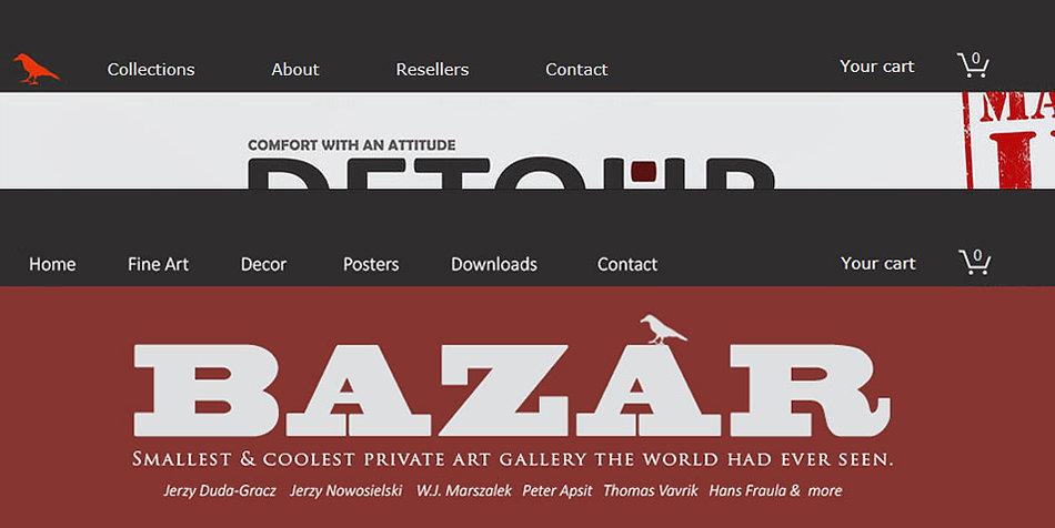Inoptia Web design