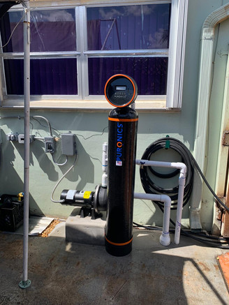 Air and Water Purification Well Water Softener