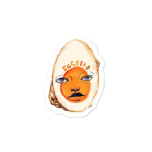 Egghead Sticker