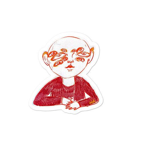 Ponderer Sticker