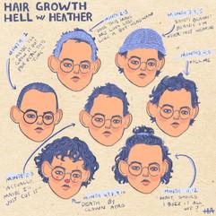 Hair Growth Hell