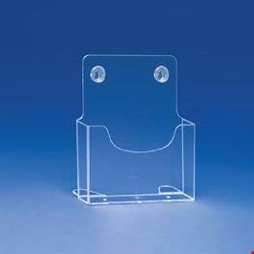 Broschyrställ för disk eller vägg 161x35mm