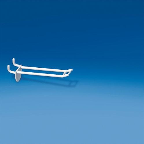 Dubbelspjut för hålvägg 100mm, liten prishållare
