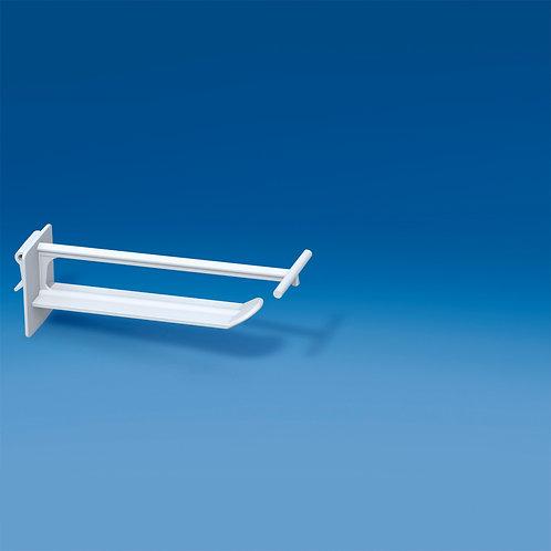 Spjut för stansat hål 100mm med etiketthållare (T-koppling)