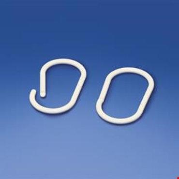 Oval plastring öppningsbar 51x26