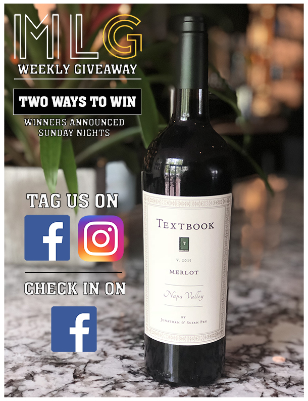 WINE GIVEAWAY