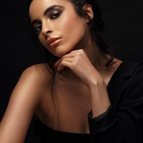 Model: Meera Khiroya, Boss Management | Photographer: Dominic Gregory