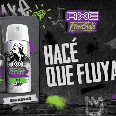 Axe - Freestyle